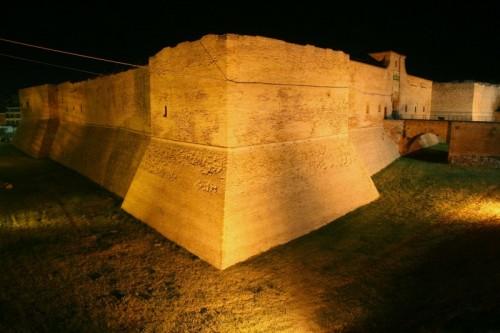Restauro della Rocca Malatestiana di Fano